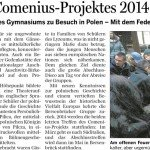 Bersenbrücker Kreisblatt 18.12.2013