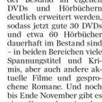 DVDs in Bibliothek10-10-2014