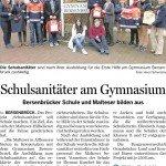 Bersenbrücker Kreisblatt 13.12.2014