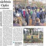 Holocaust-Gedenken Artikel 28-01-2015