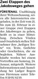 Bersenbrücker Kreisblatt 16.01.2015