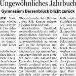 Bersenbrücker Kreisblatt 18.03.2015