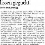Bersenbrücker Kreisblatt 24.03.2015