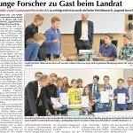 Osnabrücker Nachrichten am Sonntag 22.03.2015