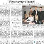 Bersenbrücker Kreisblatt 04.03.2015