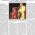 Bersenbrücker Kreisblatt 11.05.2015
