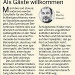 Bersenbrücker Kreisblatt 13.05.2015