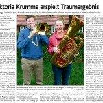 Oldenburgische Volkszeitung vom 28.05.2015